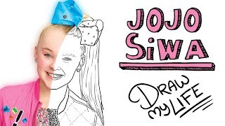 Video JOJO SIWA 🎀 | Draw My Life MP3, 3GP, MP4, WEBM, AVI, FLV November 2017