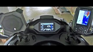 10. FISHING WaveRunner HOW-TO / 2019 YAMAHA FXHO Tutorial Review
