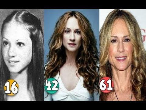 Holly Hunter ♕ Transformation From 26 To 61 Years Old