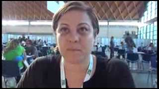 Francesca Campigli a Rimini, con Il Turista Informato