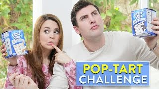 2. POP-TART CHALLENGE ft Alx James!