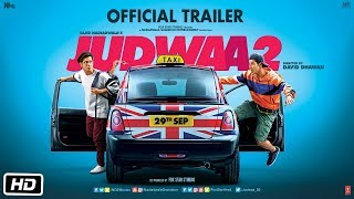 Nonton Judwaa 2 Official Trailer   Varun Dhawan   Jacqueline   Taapsee   David Dhawan   Sajid Nadiadwala Film Subtitle Indonesia Streaming Movie Download