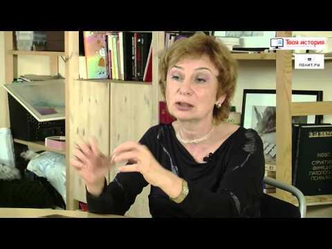 Анна Варга о современной семье