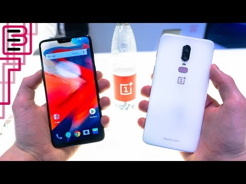 OnePlus 6 - Hands On & Thoughts from the Launch Event