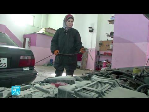 العرب اليوم - شاهد: المرأة الأردنية تكسر الصورة النمطية للنساء