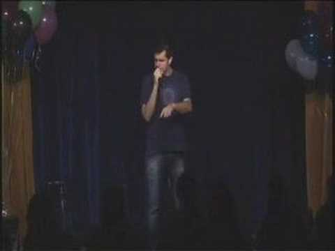 Ian Bagg at the Comedy and Magic Club Pt 1