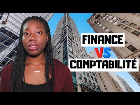Difference entre Finance et Comptabilité; Qu'est ce qui paie mieux ?