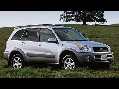 2001 Toyota RAV4 Start Up and Review 2.0 L 4-Cylinder