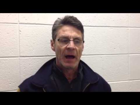 Women's Hockey:  Coach Collins Talks About 4-1 Loss at Stevens Point