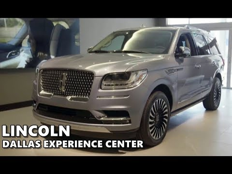 Lincoln Opens Dallas Experience Center