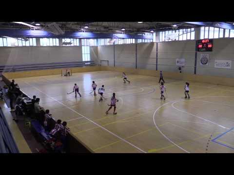Hockey Patines Benjamín Rochapea B - Oberena (1)
