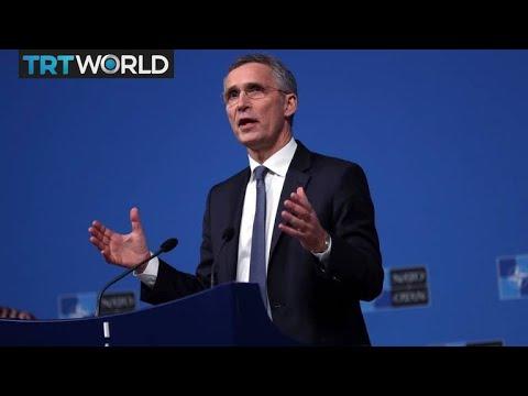 NATO Summit: Allies accuse Russia of breaching INF treaty