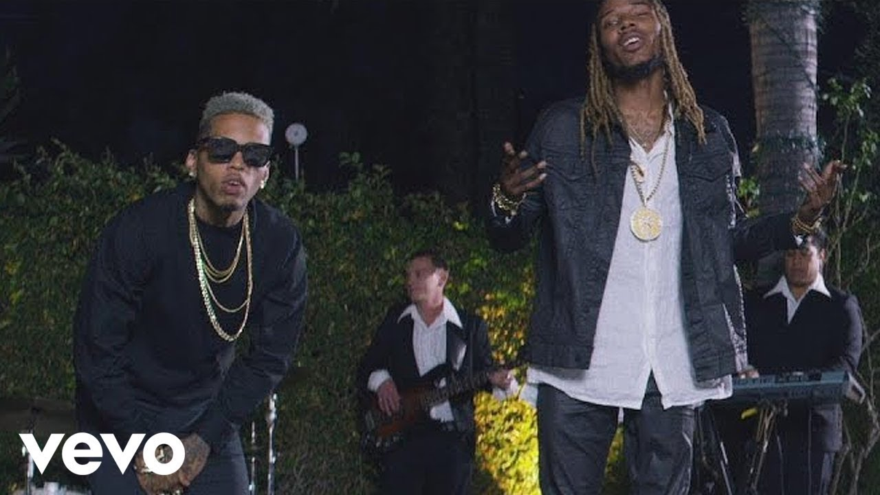 Kid Ink – Promise (Ft. Fetty Wap) (Video)