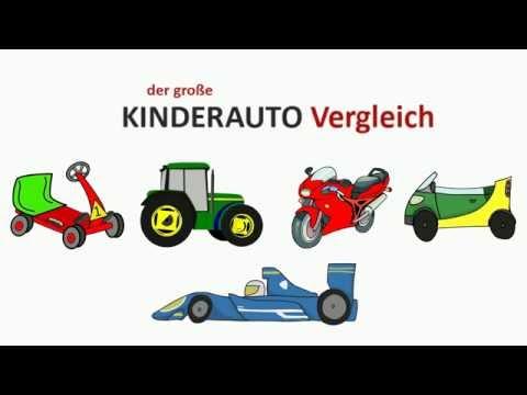 Kinderautos im Test und Vergleich