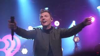 Backstreet Boys - No Place - LIVE iHeartRadio 2019