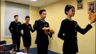 Video Flight Safety Demo (Student Batch 10 GMP Academy) MP3, 3GP, MP4, WEBM, AVI, FLV November 2018