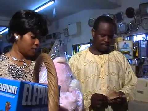 Ijo Olomo B - Yoruba Nollywood Movie