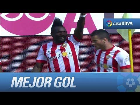 Thievy Bifouma scores La Liga goal of the week