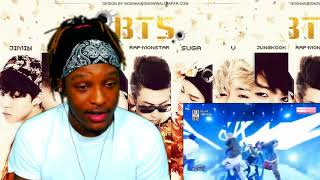 Video First Time Seeing BTS (Bulletproof Boy Scouts) - MIC Drop (FIRST EVER BTS COMEBACK SHOW) | REACTION! MP3, 3GP, MP4, WEBM, AVI, FLV Mei 2018