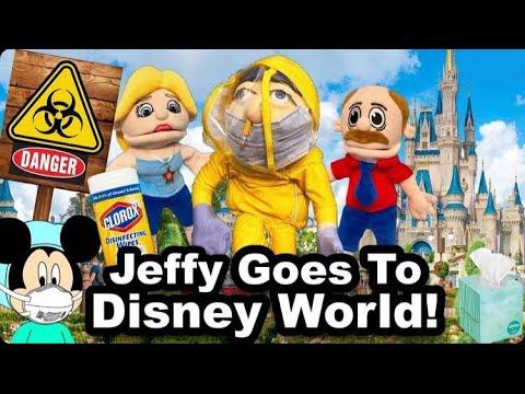 SML Movie: Jeffy Goes To Disney World!
