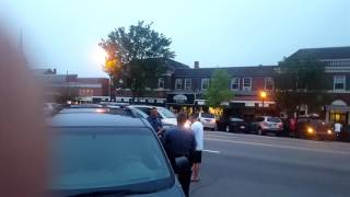 Brunswick (ME) United States  city pictures gallery : Brunswick, Maine DUI test stop - very polite police