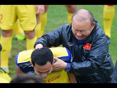 U23 Việt Nam: Choáng với HLV Park Hang Seo 1 thì choáng với trợ lý Sung Guyn 10 | Thể Thao 247 - Thời lượng: 10:41.