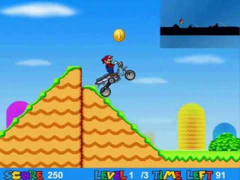 Racing Fun: Super Mario Moto