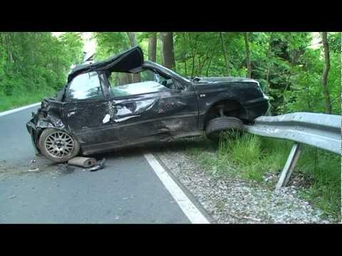 Schwalefeld: Schwerer Alkohol-Unfall