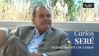 Carlos Seré - Vicepresidente I de Carbap