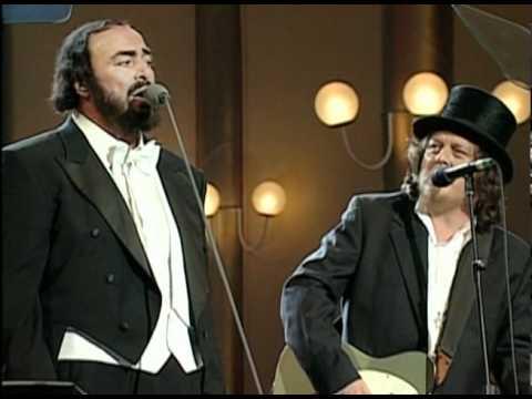 zucchero & pavarotti - una grande collaborazione