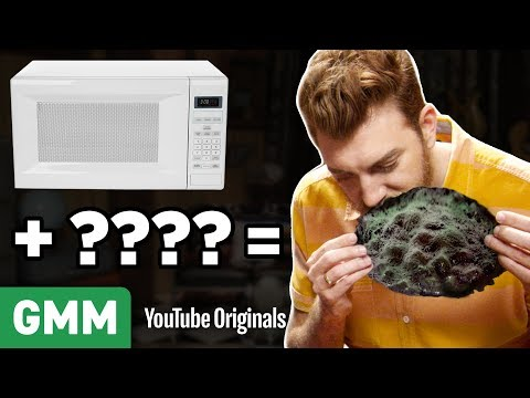 What Did We Melt In The Microwave?