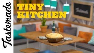 Tiniest Chicken Pot Pie | Tiny Kitchen by Tastemade