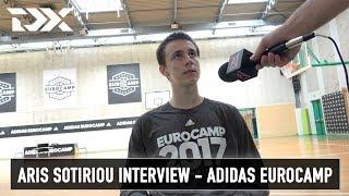 Aris Sotiriou Interview - Adidas Eurocamp