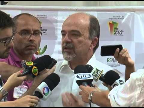 Secretario de Segurança avalia Operação em Cotiporã em coletiva à imprensa