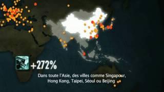 Les Nanotechnologies  203 Clusters Dans Un Monde Plat