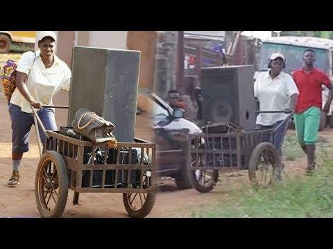 MERCY JOHNSON THE LOCAL DJ -  2019 New Movie  ll 2019 Latest Nigerian Nollywood Movie 2019 Full HD