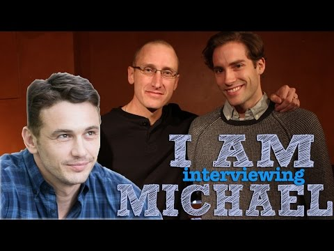 """Exclusive Interview with Michael Glatze of """"I Am Michael"""" (starring James Franco) 