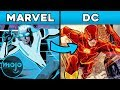 Top 10 Characters Marvel Stole from DC