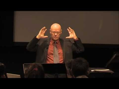 Concepts of Aural Perception - 2010 New College Lectures Highlights (Prof Jeremy Begbie)