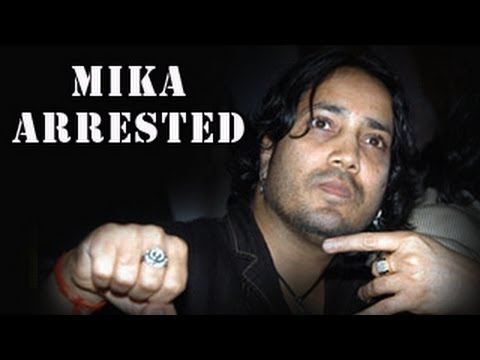 Mika Singh ARRESTED at Mumbai airport, released on