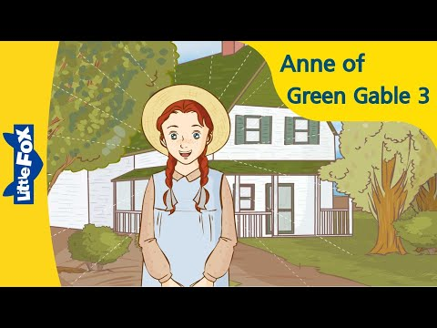 Anne of Green Gables 3 | Anne & Gilbert | Stories for Kids | Bedtime Stories