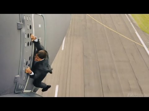 Mission: Impossible Rogue Nation (TV Spot 'A400')