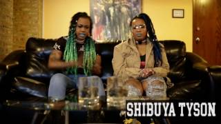 Shibuya Tyson Drops Exclusive Interview with Lucci Vee