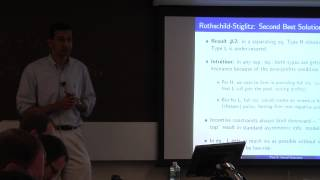 Topic 6: Social Insurance Part 1 | Econ2450A: Public Economics