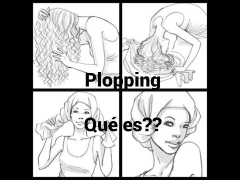 Qué es plopping y cómo se hace??
