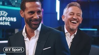 The funniest out-takes from BT Sport's new advert