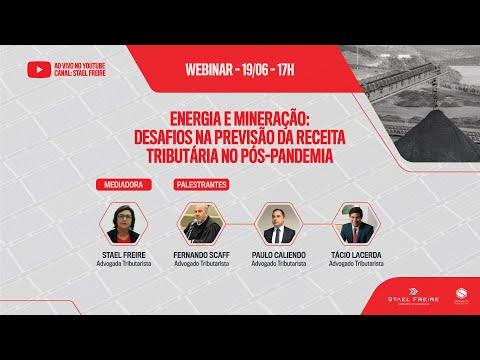 Energia e Mineração: Desafios na Previsão de Receita Tributária no Pós-Pandemia