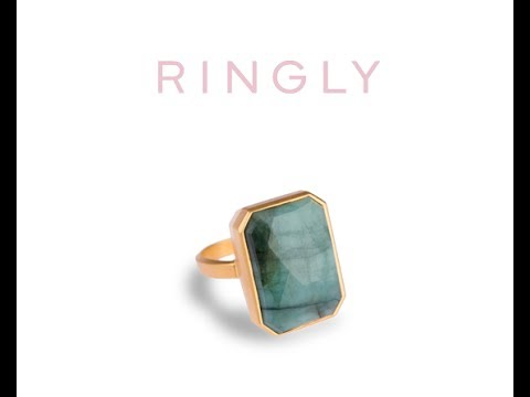 Wearable Tech Worth Wearing: Watch Ringly Unveil Its 'Smart' Ring