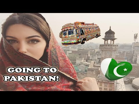 Traveling To Pakistan After 20 Years | Pakistan Vlog