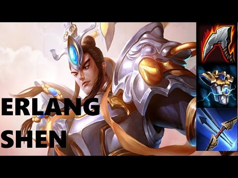 Erlang Shen is an amazing carry.